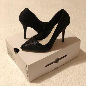 Aldo Sciortino Pointed Toe Stiletto Heel
